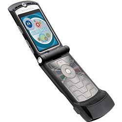 Usuñ simlocka kodem z telefonu Motorola V3 RAZR