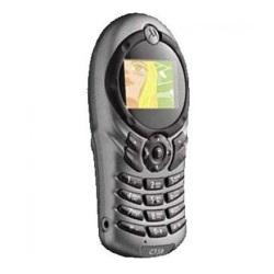 Usuñ simlocka kodem z telefonu Motorola C156