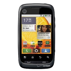 Usuñ simlocka kodem z telefonu Motorola WX445 Citrus