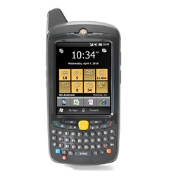 Usuñ simlocka kodem z telefonu Motorola MC65