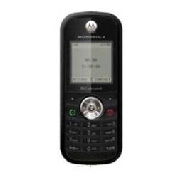 Usuñ simlocka kodem z telefonu Motorola W170
