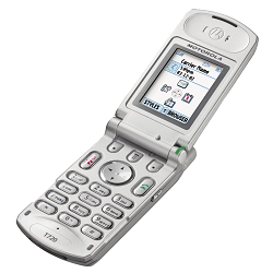 Usuñ simlocka kodem z telefonu Motorola T720