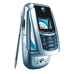 Usuñ simlocka kodem z telefonu Motorola A780