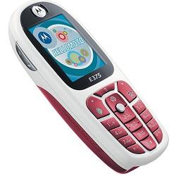 Usuñ simlocka kodem z telefonu Motorola E375