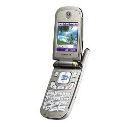 Usuñ simlocka kodem z telefonu Motorola v870
