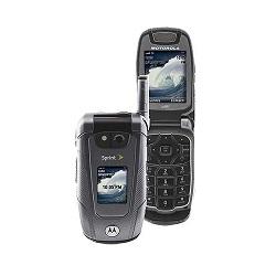 Usuñ simlocka kodem z telefonu Motorola IC902 Deluxe