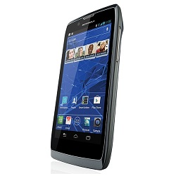 Usuñ simlocka kodem z telefonu Motorola RAZR Z