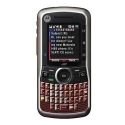 Usuñ simlocka kodem z telefonu Motorola I465 Clutch