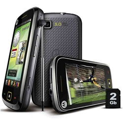 Usuñ simlocka kodem z telefonu Motorola EX245 MOTOTV