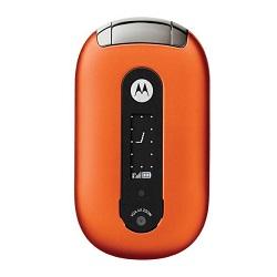 Jak zdj±æ simlocka z telefonu Motorola U6 PEBL Orange