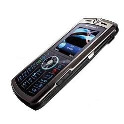 Usuñ simlocka kodem z telefonu Motorola L9 (L72) SLVR
