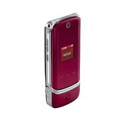 Jak zdj±æ simlocka z telefonu Motorola K1m KRZR Red