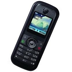 Usuñ simlocka kodem z telefonu Motorola W205