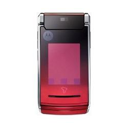 Usuñ simlocka kodem z telefonu Motorola V10 Moto
