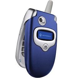 Usuñ simlocka kodem z telefonu Motorola V330