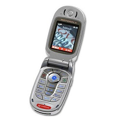 Usuñ simlocka kodem z telefonu Motorola V550