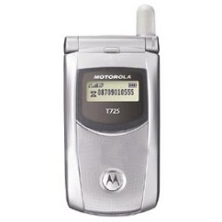 Usuñ simlocka kodem z telefonu Motorola T725e