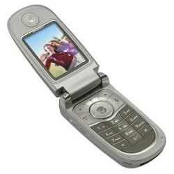 Usuñ simlocka kodem z telefonu Motorola V230