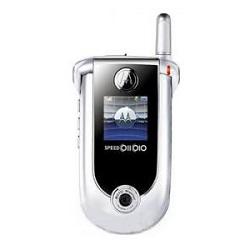 Usuñ simlocka kodem z telefonu Motorola MS300