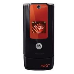 Usuñ simlocka kodem z telefonu Motorola W5