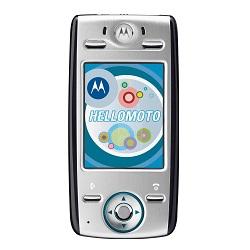 Usuñ simlocka kodem z telefonu Motorola E680i