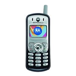 Usuñ simlocka kodem z telefonu Motorola C343a