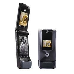 Usuñ simlocka kodem z telefonu Motorola W510