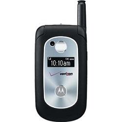 Usuñ simlocka kodem z telefonu Motorola V323