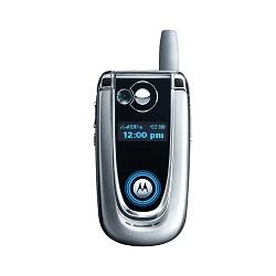 Usuñ simlocka kodem z telefonu Motorola V620