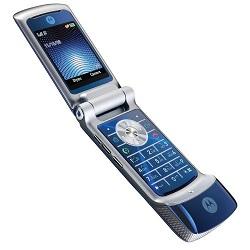 Usuñ simlocka kodem z telefonu Motorola K1v KRZR