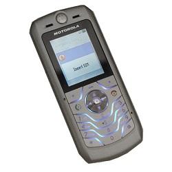 Usuñ simlocka kodem z telefonu Motorola SLVR L6