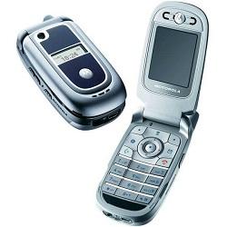 Usuñ simlocka kodem z telefonu Motorola V235