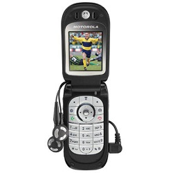 Usuñ simlocka kodem z telefonu Motorola V361