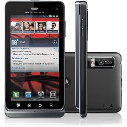 Usuñ simlocka kodem z telefonu Motorola XT860
