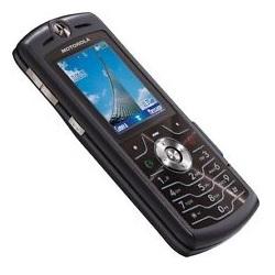 Usuñ simlocka kodem z telefonu Motorola SLVR L7