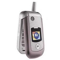 Usuñ simlocka kodem z telefonu Motorola V975