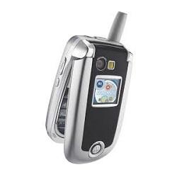 Usuñ simlocka kodem z telefonu Motorola V635
