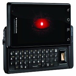 Usuñ simlocka kodem z telefonu Motorola A855