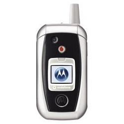 Usuñ simlocka kodem z telefonu Motorola V980