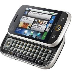 Usuñ simlocka kodem z telefonu Motorola Dext