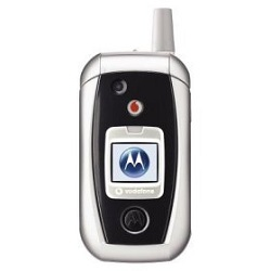 Usuñ simlocka kodem z telefonu Motorola V980m