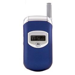 Usuñ simlocka kodem z telefonu Motorola V262
