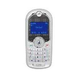 Usuñ simlocka kodem z telefonu Motorola C213