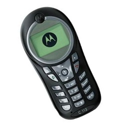 Usuñ simlocka kodem z telefonu Motorola C113