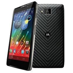 Usuñ simlocka kodem z telefonu Motorola RAZR HD XT925
