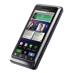 Usuñ simlocka kodem z telefonu Motorola Milestone XT883