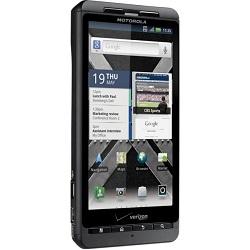 Usuñ simlocka kodem z telefonu Motorola Droid X MB810