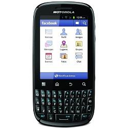 Usuñ simlocka kodem z telefonu Motorola SPICE Key XT317