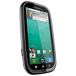 Usuñ simlocka kodem z telefonu Motorola BRAVO MB520
