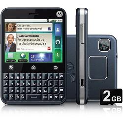 Usuñ simlocka kodem z telefonu Motorola CHARM